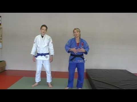 Judo Techniques for belt promotion - Green belt