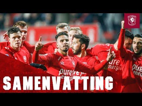 Samenvatting FC Twente - SC Cambuur (Beker) 30-01-2018