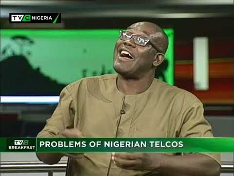 TVC Breakfast 18th October 2017 | Problems of Nigerian Telcos