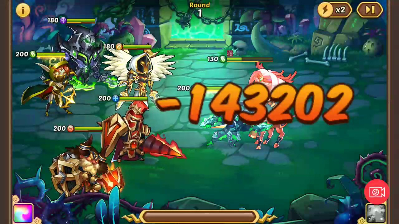 idle heroes how to get stronger