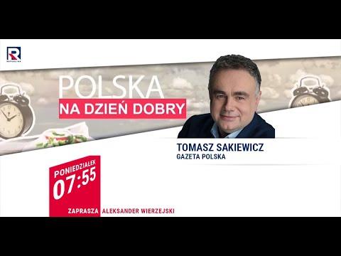 Wybory - Gowin Broni Opozycji - T. Sakiewicz I Polska Na Dzień Dobry