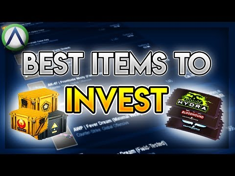 CSGO: The Best Items To Invest Into! (Short & Long Term)