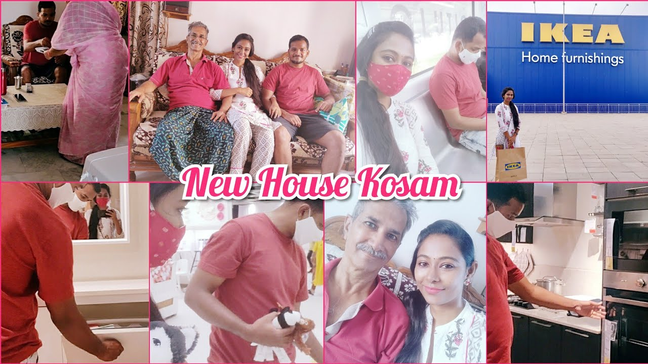 #Vlog | IKEA - Exploring Kitchens | New House Kosam🤗 | Hyderabad | AS😘