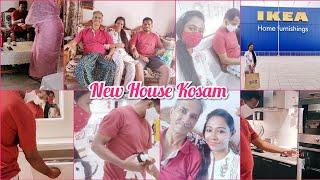 #Vlog   IKEA - Exploring Kitchens   New House Kosam🤗   Hyderabad   AS😘