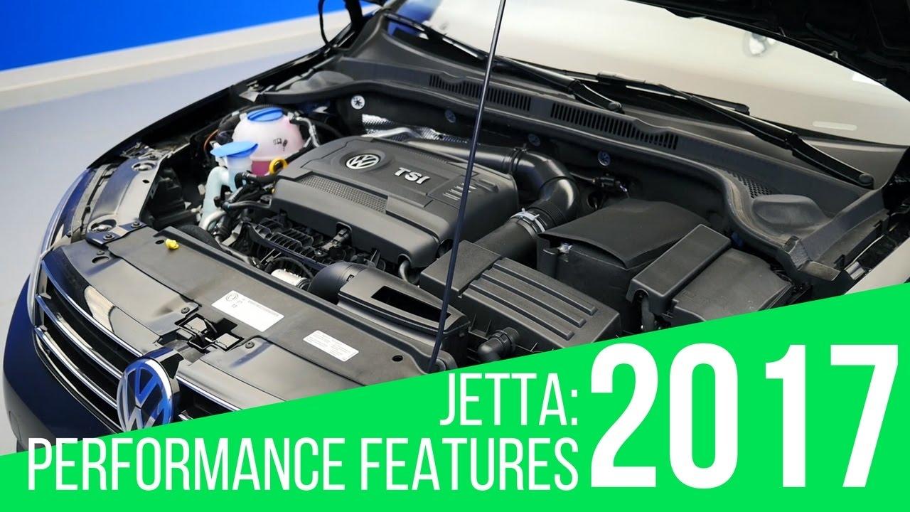 2017 Volkswagen Jetta Performance Features