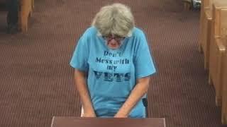 Goldsboro City Council Meeting 9-5-2017