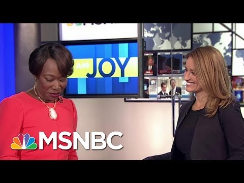 Katy Tur Joins Joy Reid On Her New Book Unbelievable And President Donald Trump | AM Joy | MSNBC