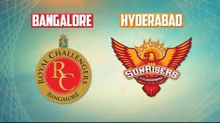 Ipl 2016 Final-Royal challenger Banglore Vs Sunrises hyderabad Full Match Highlights (DBC17)