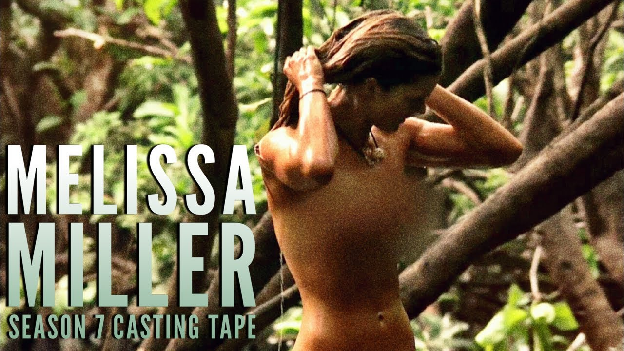 Naked and Afraid Melissa Miller Casting Tape (read description)