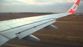 Decolando Aeroporto de Goiânia 17/09/2013