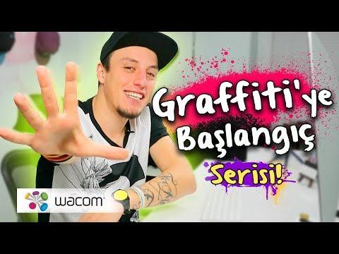 Nasıl Graffiti Yapılır? - 1. Bölüm