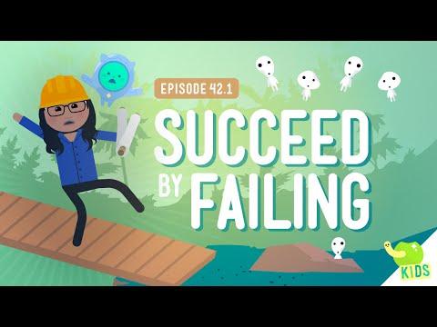 Succeed by Failing: Crash Course Kids #42.1