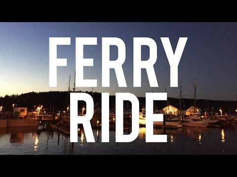 Ferry Ride | Puget Sound