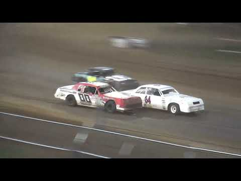 IMCA Hobby Stock feature Independence Motor Speedway 6/2/18