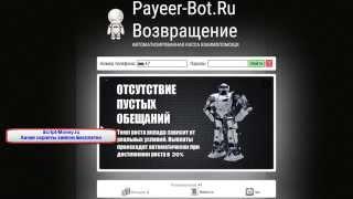 Cкрипт живой очереди Payeer Bot