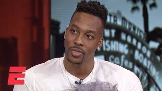 Dwight Howard on why he doesn't hang out with other NBA players | SportsNation | ESPN