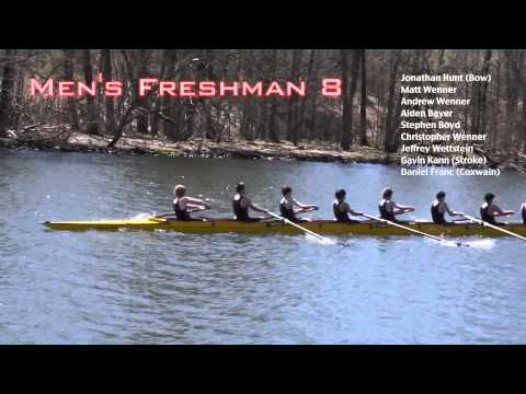Union College Crew VS Hamilton College Crew
