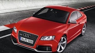 Audi RS 5 2010 купе