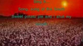 """Song of the South"" by Alabama Lyrics"