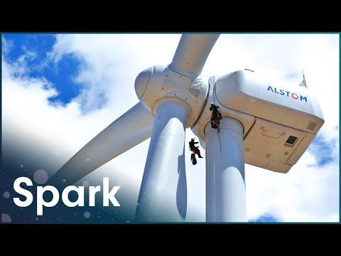 How Noisy Is A Wind Farm? | Windfarm Wars | Spark