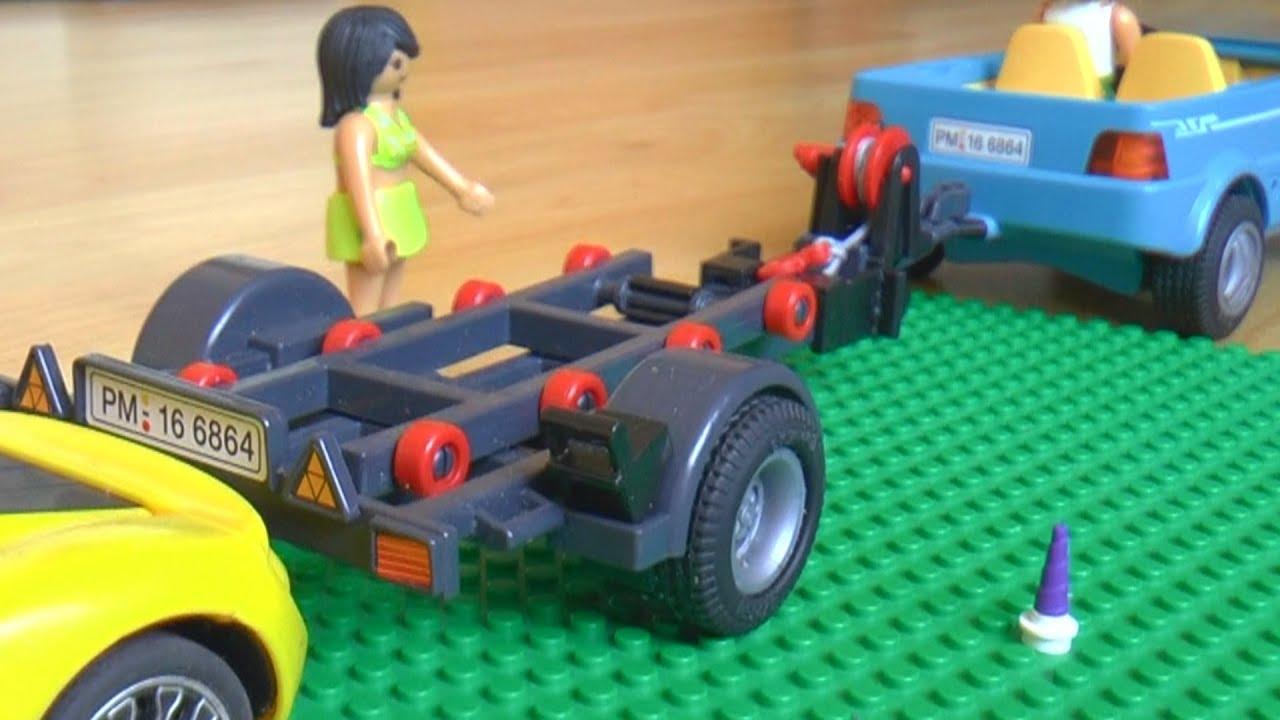 Мультик для детей про машинки: Гвоздь на дороге