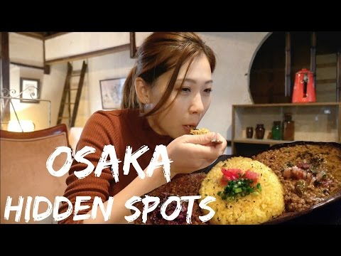 Osaka Hidden Spots: Local Osaka Restaurants And Cafes Japan Travel Guide | Karahori Shotengai 空堀商店街