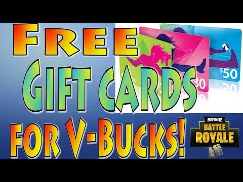 *BEST* Way to Earn Free Itunes Gift Cards for V-Bucks in Fortnite   Fortnite Mobile VBucks/SwagBucks