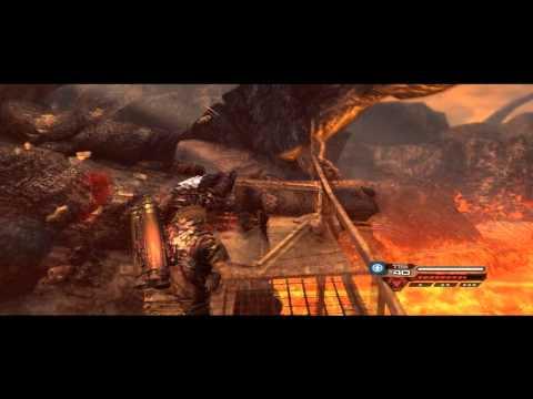 Прохождение Inversion - #12 - Красное небо [PC]