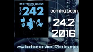 Tribute to Front242 Teaser 2016