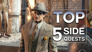 Fallout 4 - Top 5 Side Quests