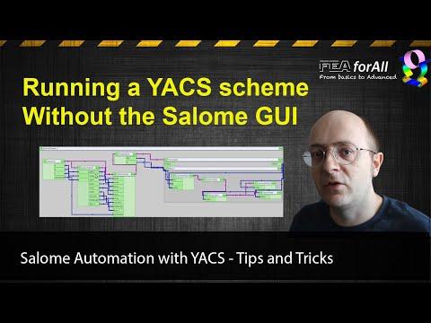 Running a YAC