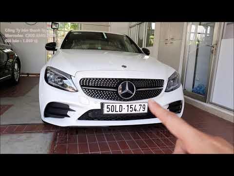 Công Ty Thanh Lý xe Mercedes C300 AMG 2020 mới lăn bánh có 14Km