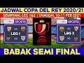 Jadwal Copa Del Rey Malam ini | Sevilla vs Barcelona | copa del rey Semi final 2021| Live Bein sport