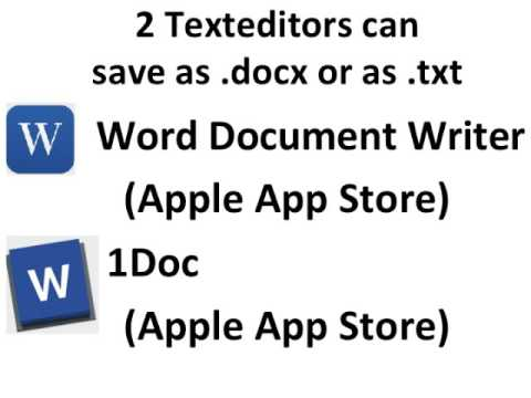 Best free OFFLINE mac apps for students Text editors