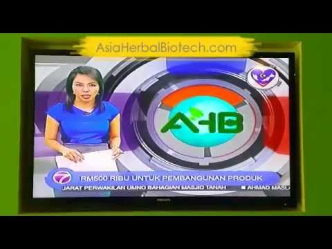 Hot News - Asia Herbal Biotech