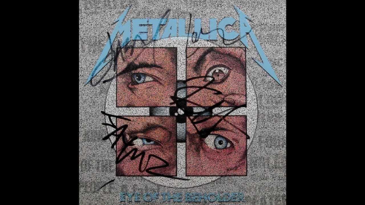 Metallica - Eye Of The Beholder (Studio Version) - YouTube