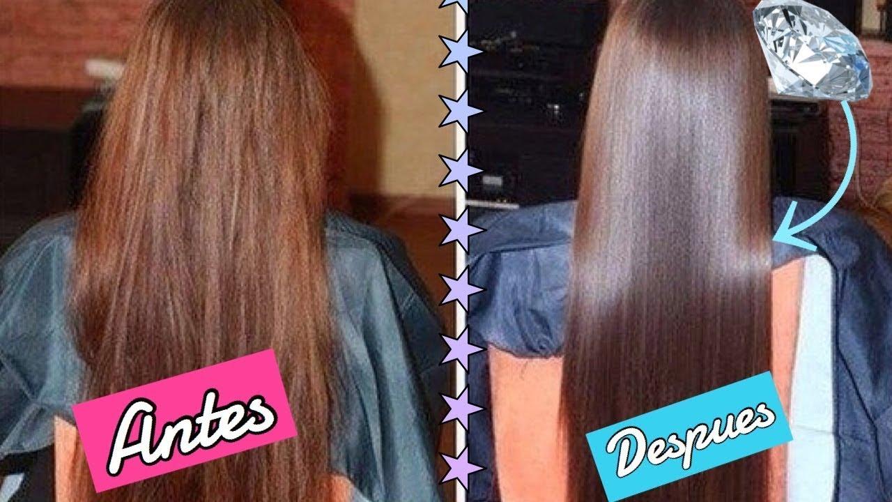 Tratamiento de pelo seco casero