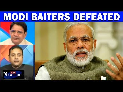 Ahead Of The Crucial Gujarat Poll, The Attempt To Snare PM Modi Fails | The Newshour Debate