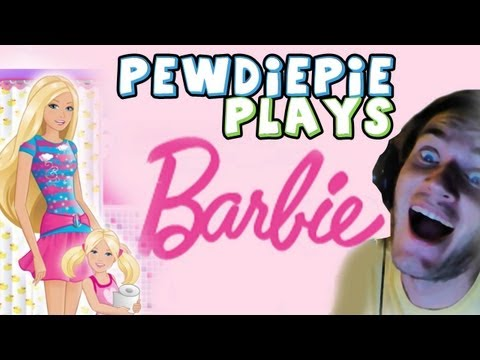 Thumbnail: PLAY SCARY GAMES THEY SAID! - Barbie Game