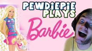 Play Scary Games They Said!   Barbie Game