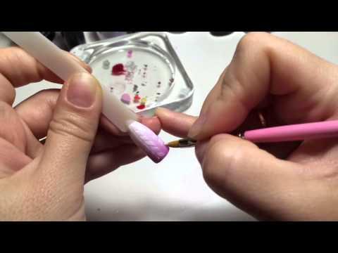 Дизайн ногтей осень 2016 гель лак