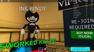 El nuevo bendy!! 😈 - the scary elevator - roblox - alberto 391