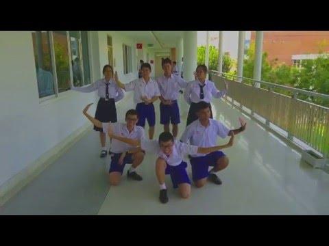 สอบภาษาท่านาฏศิลป์ เพลง let it go  ห้อง ม.5/3 โรงเรียนอัสสัมชัญธนบุรี ปี 2558