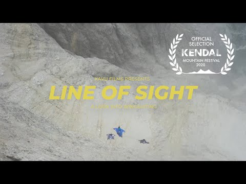 LINE OF SIGHT | A Look Into Wingsuit BASE Jumping