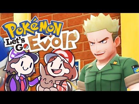 3te Arena & Überfall auf uns! | 12 | Pokémon Lets Go: Evoli