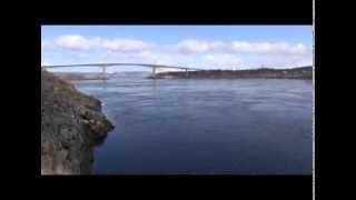 Норвегія - Рибалка і підводне полювання в Сальстраумен