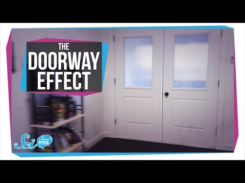 Do Doorways Actually Make Us Forget Things?