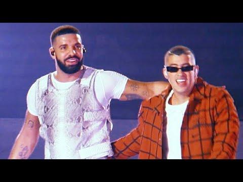 Bad Bunny Ft. Drake En Vivo - Mia - American Airlines Arena