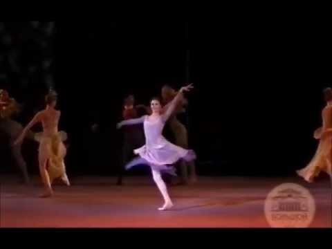 Svetlana Zakharova- Bolshoi Cinderella Possokhov