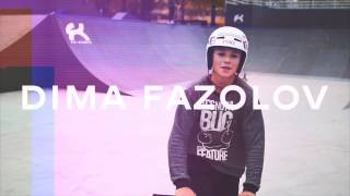 Dima Fazolov- Welcome To The Kickscootershop/Scootering